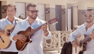 Clip : « Que pasa contigo » the Gipsy Band